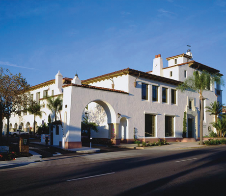 Gordon Fiano - Santa Barbara Bank and Trust - Commercial Framing Project